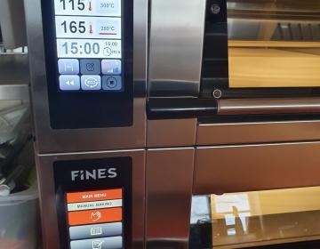 Grillers FINES Touch küpsetusahi, Haljala 2021