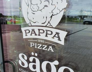 Pappa Pizza UUS Mora pizza-ahi, Veskimöldre 2021