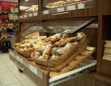 Kaubamaja Toidumaailm, Tallinn 2006
