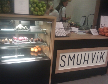 Smuutibaar SMUHVIK, Tallinn 2016