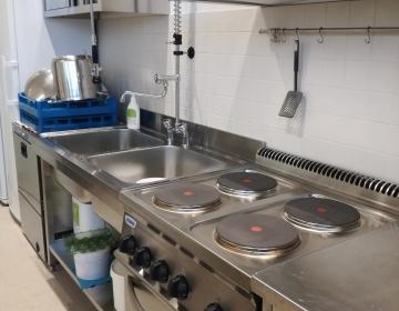 Lasteaia köök, Palamuse 2018