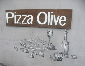 Olive Pizzeria, Ihamaru, Põlvamaa 2015