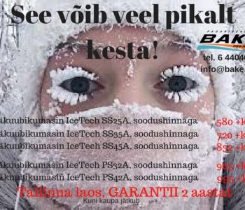IceTech kuubikumasinad LAOS ja hea hinnaga!