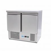 Külmtöölaud Maxima SAL901, 2 uksega
