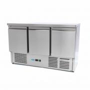 Külmtöölaud Maxima SAL903, 3 uksega