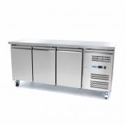 Külmtöölaud Maxima WTC3, 3 uksega