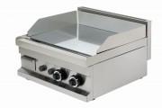Kroomitud grillplaat Standard Line 600, gaas, 2 põletit