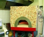 Pizza-ahi puiduküttega NAPOLI M-MET (eraldiseisev)