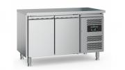 Külmtöölaud CS-EF 2 uksega, jalgadel
