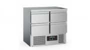 Külmtöölaud CS-EF 4 sahtliga