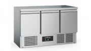 Külmtöölaud CS-EF 3 uksega