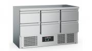 Külmtöölaud CS-EF 6 sahtliga