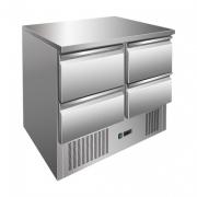 Külmtöölaud Maxima 4 sahtliga